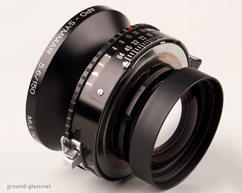 Schneider APO Symmar 150mm f/ 5.6 large format photo lens